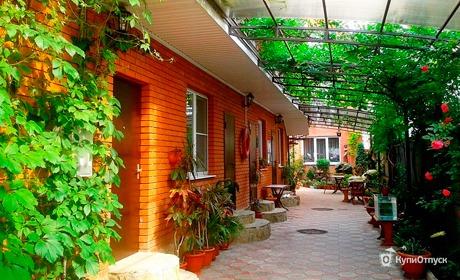 Анапа, гостевой дом «Катерина»