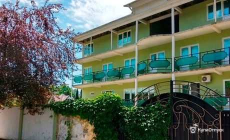 Гостевой дом «Аврора» в Сочи