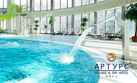 Московская область, отель «Артурс Village & Spa»