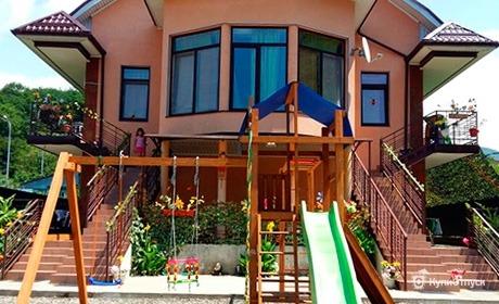 Гостевой дом «Эллана» на Черном море