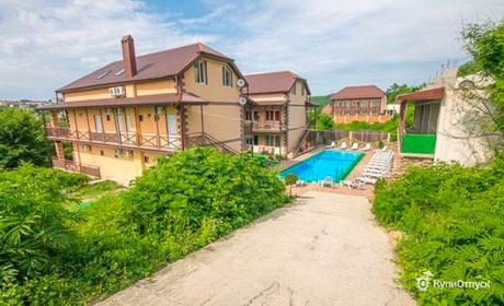 Краснодарский край, гостевой дом «Баунти»