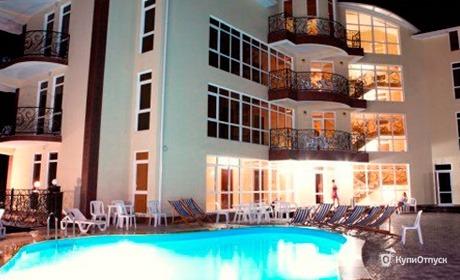 Отдых в отеле «Гармония» в Лоо