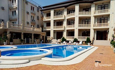 От 3 дней проживания для двоих в гостевом доме Divo Plaza, Дивноморское
