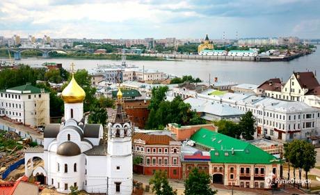 Муром, Нижний Новгород, Воронеж, Кострома