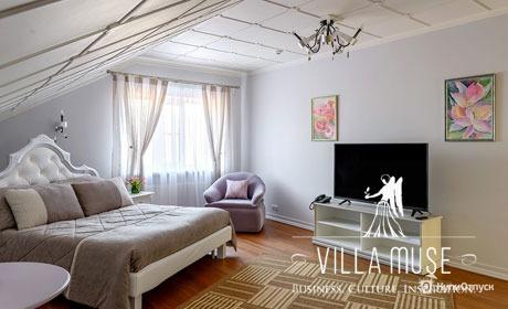 Загородный отель Country club Villa Muse, Подмосковье