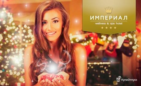 Новый год в отеле «Империал»