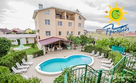 Крым, Евпатория, отель «Гринвич»
