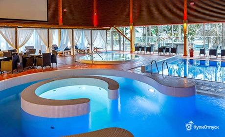 спа-отель Meresuu Spa в Эстонии