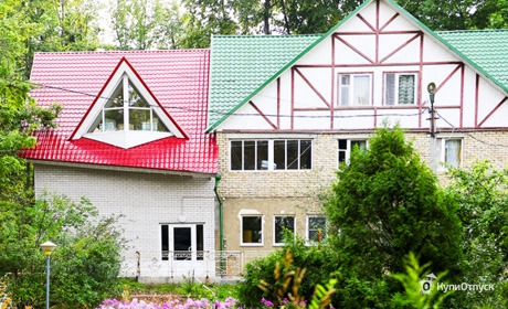 Санаторий-профилакторий «Салампи», Новочебоксарск