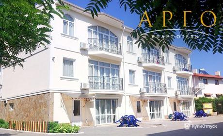 Апарт-отель «Арго», Коктебель