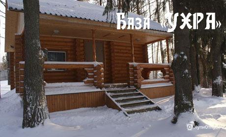 Ярославская обл., Рыбинский р-н, база отдыха «Ухра»