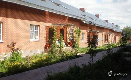 Башкортостан, загородный комплекс «Apreski бунгало на Банном»
