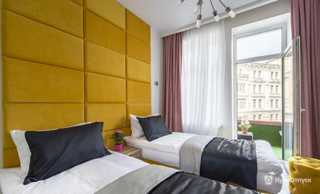 Санкт-Петербург, отель Viva la Hotel